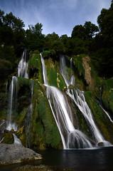 Cascade de Glandieu (Laura Carrier) Tags: cascade de glandieu 60 mtre gland valle du rhnealpes ain france fil pause longue nikon d7000