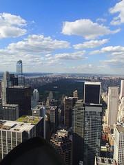Top of the Rock (Robbie1) Tags: centralpark newyorkcity topoftherock