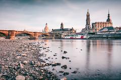 Oldtown Dresden   Dresden, Germany 2016 (philippdase) Tags: dresden sigma1835mm18 sunset sky city cityscape saxony germany philippdase fineart formatthitech firecrest nd16 nikond7100 nikon oldtown elberiver