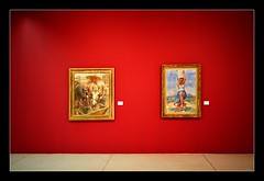 D52+1DSC_0271 (2) (A. Neto) Tags: afsnikkor35g118 d5200 nikon nikond5200 color stilllife red painting art museum wall gallery