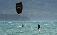 Hydrofoil Elevated (BBMaui) Tags: kitesurfing surfing ocean blue kanaha maui hawaii hydrofoilsurfing hyrofoilsurfing hydrofoil