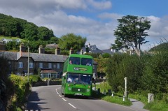 South Hams Heaven (Better Living Through Chemistry37) Tags: afj706t westernnational 1141 bristol bristolvr a379 torcross preservedbuses kingsbridgebusrally busrallies vrt sl36lxb easterncoachworks buses busessouthwest busesuk transport transportation vehicles vehicle psv publictransport