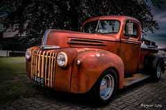 Rust is not a problem ! (ericbaygon) Tags: pickup ford truck american amricaine car d300s nikon nikonpassion rust rusty rouille kuston kulture custom