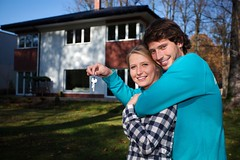 firsttimebuyer_thumb (BoKauffmann) Tags: home new couple house happy young front mortgage people woman man family owners luxury estate holiday owner real outside smile looking happiness beautiful love female girl attractive keys caucasian embracing key cheerful villa outdoor lifestyle architecture cute celebration fun modern buying poland