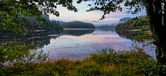 Eivindsvatnet, Norway (Vest der ute) Tags: g7x norway rogaland haugesund waterscape landscape trees reflections fav25 fav200