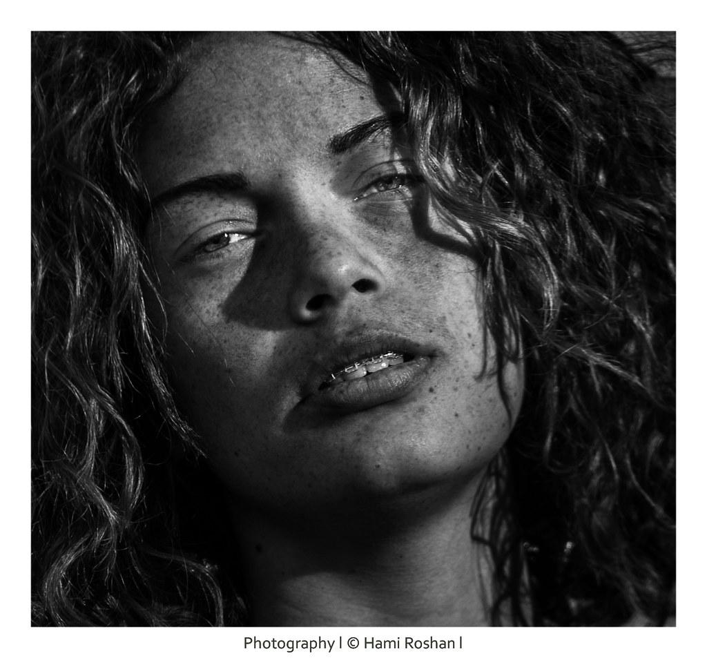 Portrait hami roshan tags portrait photo people photography hamiroshan model woman blackandwheite pic
