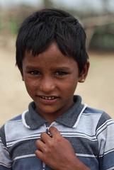Portrait, Pokaran-India 2016 (MeriMena) Tags: flickrtravelaward eos450d canon merimena flickrsbest travel ngc rajasthan asia india pokaran portrait face smile kid