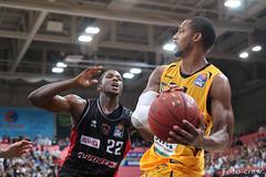 Garlon Green (MrWahoo) Tags: walter tigers easycredit bbl giesen 46ers tübingen basketball