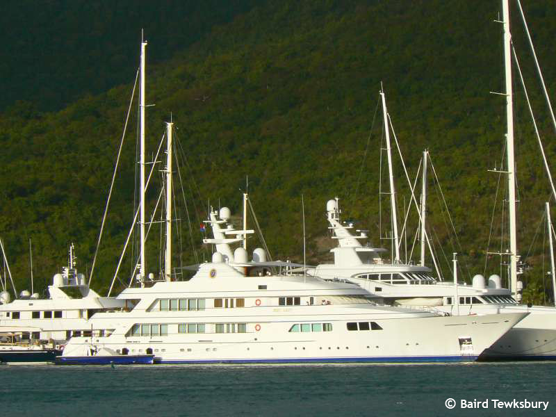 The World's newest photos of baird and feadship - Flickr