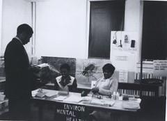 Environmental health Information day at Adams Elementary School, 1970 (Seattle Municipal Archives) Tags: seattlemunicipalarchives seattle modelcities healtheducation africanamericans environmentalhealth ballard 1970s