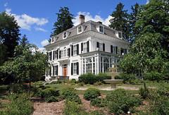 Morristown, NJ - Thomas Nast Home (dlberek) Tags: morristownnj thomasnasthome victorianhouse historicsite morriscountynj newjersey