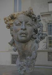 Hoy es hoy (Josu Godoy) Tags: art arte esculture portrait torino turin italy face cara visage italia