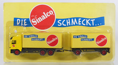 GPR-SIN-Actros (adrianz toyz) Tags: mercedesbenz actros promotional model toy truck grell sinalco 187 scale trailer