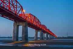 Harry_31256,,,,,,,,,,,,,,,, (HarryTaiwan) Tags:                 yunlin xiluo yunlincounty xiluotownship bridge     harryhuang   taiwan nikon d800 hgf78354ms35hinetnet adobergb