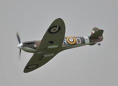 Spitfire 6 20130908 (Steve TB) Tags: supermarine spitfire mk1a p7308 duxford airshow 2013 iwm canon eos5dmarkii