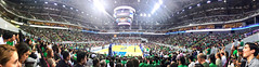 DLSU vs ADMU Panoramic (Daniel Y. Go) Tags: admu dlsu moa uaap basketball iphone6 animo