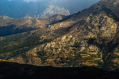 Winding (bruno.thirion) Tags: moutain corsica bonifatu massif landscape