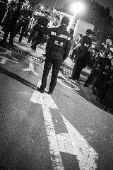 _DSC0179 (MySICNESS) Tags: photo photography photograph photojournalism journalism documentary monochrome blackandwhite seoul korea funeral hospital police enforcement solidarity confront confrontation demonstration democracy autopsy