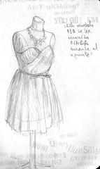 Shopping sketch 3 (Joaqun greda Ycora) Tags: shopping lpiz en vivo bocetos