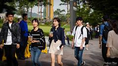 The youth of Seoul (gunman47) Tags: 2016 asia asian east korea korean memorial rok republic seoul september south war yongsan people photography street trendy young youth   outdoor