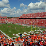 Carter-Finley Stadium; 2007