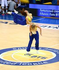 khimki_vef_ubl_vtb_(15) (vtbleague) Tags: vtbunitedleague vtbleague vtb basketball sport      khimki bckhimki khimkibasket russia    vef bcvef vefbasket riga latvia     cheerleaders cheer