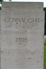 Connaught CWGC Cemetery (greentool2002) Tags: connaught cwgc cemetery common wealth war graves commission ulster tower somme france