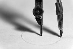 Compass, HMM (Wenninger Johannes) Tags: ppep macromondays compass compasses zirkel drawing pens