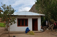 Constructed Shelter in Chitral, KPK. (iompakistan) Tags: chitral kpk shelter ndc