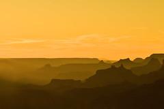 Grand Canyon (Ray Devlin) Tags: arizona grand canyon grandcanyon desert wonder world wonderoftheworld geological landscape american sunset silhouette southrim south rim nikon d300