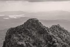 _DSC3243-Gunung-Lanang4-web (jazzmatezz) Tags: 2016 gununglanang indonesia indonesie middenjava centraljava jawatengah yogjakarta kulonprogo cloudyday bw zwartwit zwart wit blackwhite mountain gunung bukit puncak