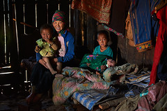 DSC_1047 2 (hbzmga) Tags: laos asia southeastasia village ethnicminority akha