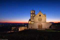 Basilica di S. Francesco (cesco.pb) Tags: assisi umbria italia italy basilicadisfrancesco basilica chiesa church canon canoneos60d tamronsp1750mmf28xrdiiivcld