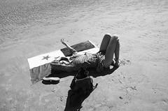 (Antony Bou) Tags: antonybou antony bou girl sea sun beach life blackandwhite beautiful legs sexy