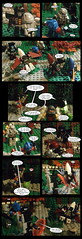 Shrinky Dinks 13 (Lazy Ass Artisan) Tags: megatron optimus prime warpath devastator thundercracker skywarp ironhide dirge ramjet thrust autobots decepticons transformers autobot decepticon kreo lego trailbreaker