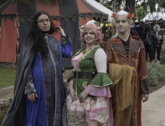 And, Mythical Characters (dcnelson1898) Tags: folsom california outdoors renaissancefair event costume joust tudor medieval