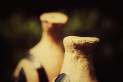 Vases in Macro (Jon-F, themachine) Tags: canon 5d dslr sir   macro  macrolens snapseed japan  nihon nippon   japn  japo xapn asia  asian fareast orient oriental aichi   chubu chuubu   outdoors  things jars jugs