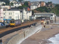 143612 Dawlish (3) (Marky7890) Tags: gwr 143612 class143 pacer 2e40 dawlish railway station devon train