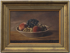 UTTER André 1911 Coupe de fruits (PoissArt) Tags: fruit raisin naturemorte pêche brestmuséedesbeauxarts utterandré