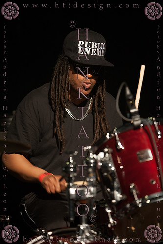 PUBLIC ENEMY - Soundcheck & Backstage @ France - 2013 @ 01 - 9889