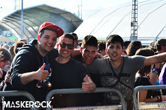 Gente # Viña Rock 2013