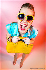 Laughing girl with sunglasses (Dmitry Mordolff) Tags: girls portrait people woman cute beautiful smile face sunglasses smiling fashion closeup laughing fun person one model glamour women funny looking view joy happiness human blond attractive only casual females emotional cheerful adults carefree 20s caucasian lifestyles 2025 ecstatic positivity expressing