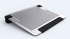 NOTEPAL U2 Notebook PAD Cooling Stand (Sofiasamme) Tags: news tech cooler coolermaster notebookcooler