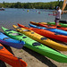 The 15th annual Paddlefest begins today in Old Forge, NY and runs through Sunday. Photo: Mike Ludovici, Lyons Falls