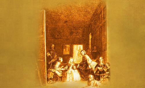 """Meninas, iconósfera de Diego Velazquez (1656), estudio de Francisco de Goya y Lucientes (1778), paráfrasis y versiones Pablo Picasso (1957). • <a style=""""font-size:0.8em;"""" href=""""http://www.flickr.com/photos/30735181@N00/8747977918/"""" target=""""_blank"""">View on Flickr</a>"""