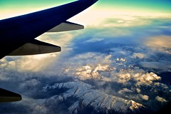 The Alps (Corinna Dank) Tags: mountains alps airplane berge alpen flugzeug gipfel