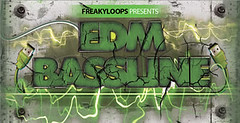 EDM Bassline (Loopmasters) Tags: drums loops electro samples edm dubstep royaltyfree electrohouse loopmasters drumstep