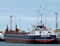 Cargo Ship NORDSTRAND (David Shreeve) Tags: uk england docks ship cargo maritime humber grimsby humberside nelincs