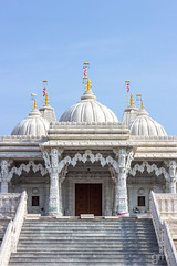 Worship (-gunjan) Tags: uk india white toronto ontario canada architecture stairs georgia religious temple worship texas florida delhi prayer religion pray hindu hinduism mandir newdelhi baps haveli vedic swaminarayan bapsshriswaminarayanmandir vedicarchitecture bapsshriswaminarayanmandirtoronto
