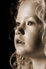 Grace (Dan Tristram Photography) Tags: portrait beautiful kid opop